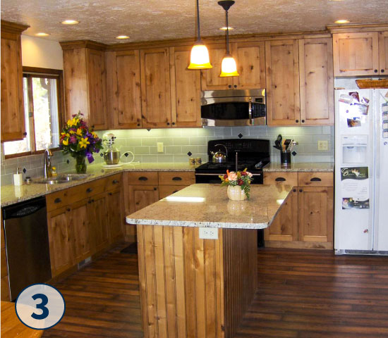 Kitchen Remodeling For St Louis Missouri 3 Day Kitchen